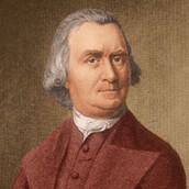 Samuel Adams- founder