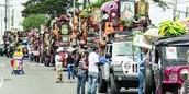 Parade jeeps