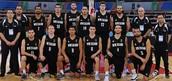 National Basketball Team: Tall Blacks