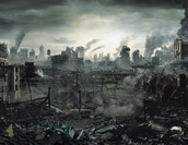 City Devastation