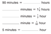 Fractions in Everyday Life