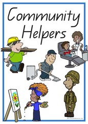 Community Helpers Wanted!
