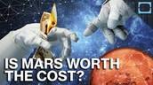 Is Mars worth it?