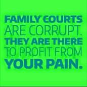 Family Court Corruption