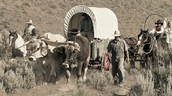 The Day on the Oregon Trail