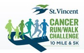Team PVE- St. Vincent Cancer Run/Walk
