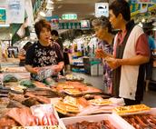 The Fish Market!!!