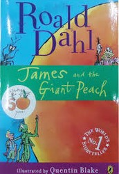 Literature Spotlight: James and the Giant Peach
