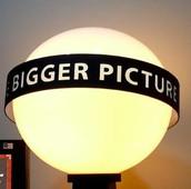 "Focus on ""big picture"""