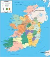 Ireland known.