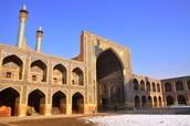 Pati de la Mesquita