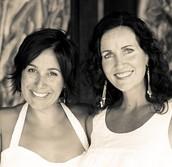 Kristen Weiss & Sarah Pearsall