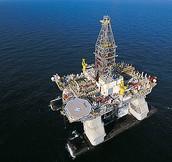 Deepwater Horizon drilling unit