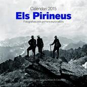 Calendari Els  primers  exploradors del  Pirineu