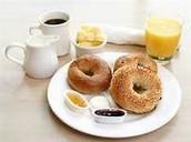 Breakfast on us