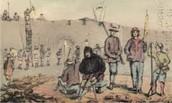 1850-1864- Taiping uprising in China.