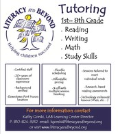 Learn about the tutoring programs