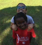 Two Sweet C3 Patriots spotted at last week's Cross Country Meet