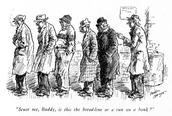 Great Depression Comic