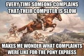 Background Knowledge on the Pony Express