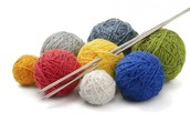 Knitting to be Kind - A Community knitting/crocheting event to create baby items