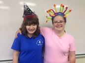 The birthday girls!