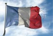 Frances flag