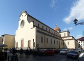 Exterior of the Santo Spirito