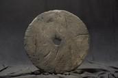 One of Mesopotamia's wheels