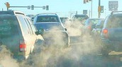 Car Pollution in the Carbon Cycle