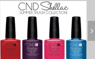 Shellac's New Summer collection