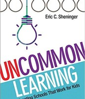 UnCommon Learning techniques set the stage for mastery and true student engagement