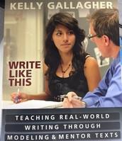 Write Like This Book Club
