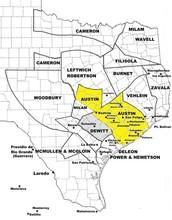 Stephen F. Austin's settlement