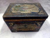 Коробка для кондитерских изделий.