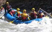Kayak y Rafting en Los Ríos