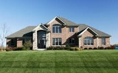 it is a very big house 5 bedrooms  2 bathrooms  1 living room and a play room