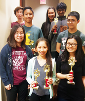 CSISD math and science students win at state meet