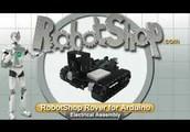 ROBOT SHOP!!