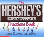 Read about Fractions & Chocolate