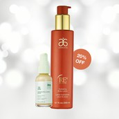 Genius Booster Serum for body & RE9 Hydrating Body Lotion