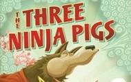 The Three Ninja Pigs by Cory Schwartz