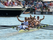 Finally we have Henley Regatta...quite the social event!