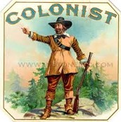 English colonist