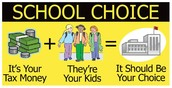 What is schools choice