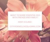 Host a Class!!!