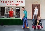 אוריאל רוזנברג - תיכון עירוני ה', תל-אביב