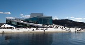 The Norwegian National Opera And Ballet.