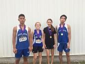 Cross Country--Individual Medal Winners!