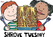 Shrove Tuesday for Kids